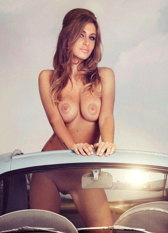 Miss November 2015 Italy Elena Rizello in Playboy
