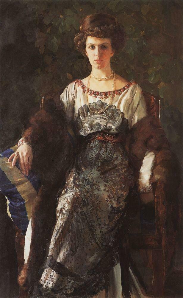 Портрет Е.П.Носовой. 1911.jpg