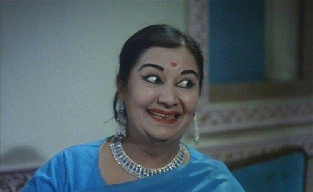 Индийская актриса Манорама снялась в 1200 фильмах и умерла в субботу