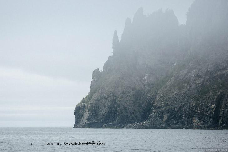 Фотографии и текст Чистопрудова Дмитрия   1. Незабываемое путешествие на необитаемые острова Ох
