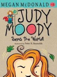 Книга Judy Moody Saves the World! (Book #3)