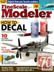 Книга FineScale Modeler 2006-09 (Vol.24 No.07)