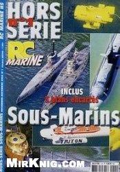 Журнал RC Marine 2004-01 Hors Serie 01 - Les Sous-Marins