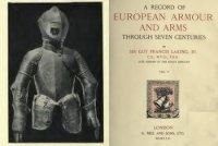 Книга A Record of European Armour and Arms Through Seven Centuries Vol. V.