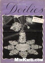 Книга Doilies Crocheted and Knitting