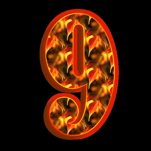 Осенний алфавит.