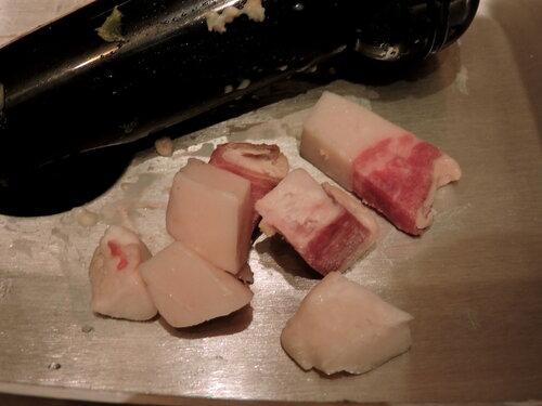 Котлеты Дикая парочка (из мяса лося и кабана)