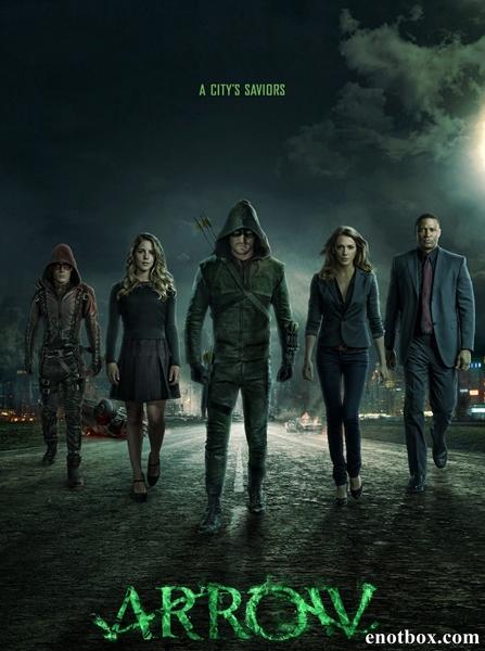 Стрела / Arrow - Полный 3 сезон [2014, WEB-DLRip | WEB-DL 1080p] (LostFilm)