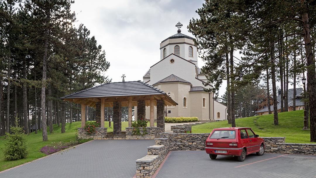 Новая церковь в Златиборе