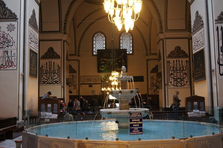 мечеть Бурса