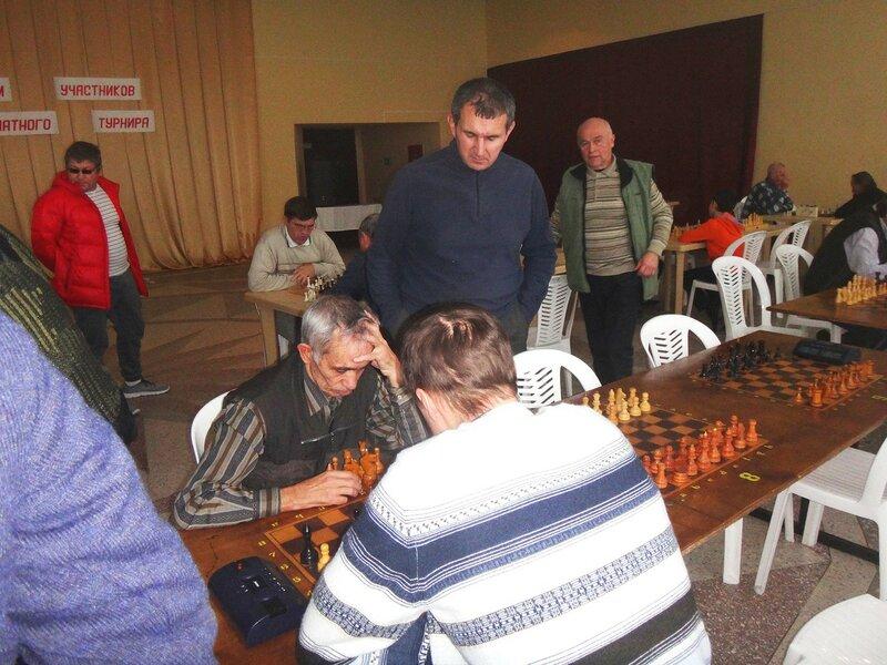 В станице Выселки. На шахматных соревнованиях (8).JPG