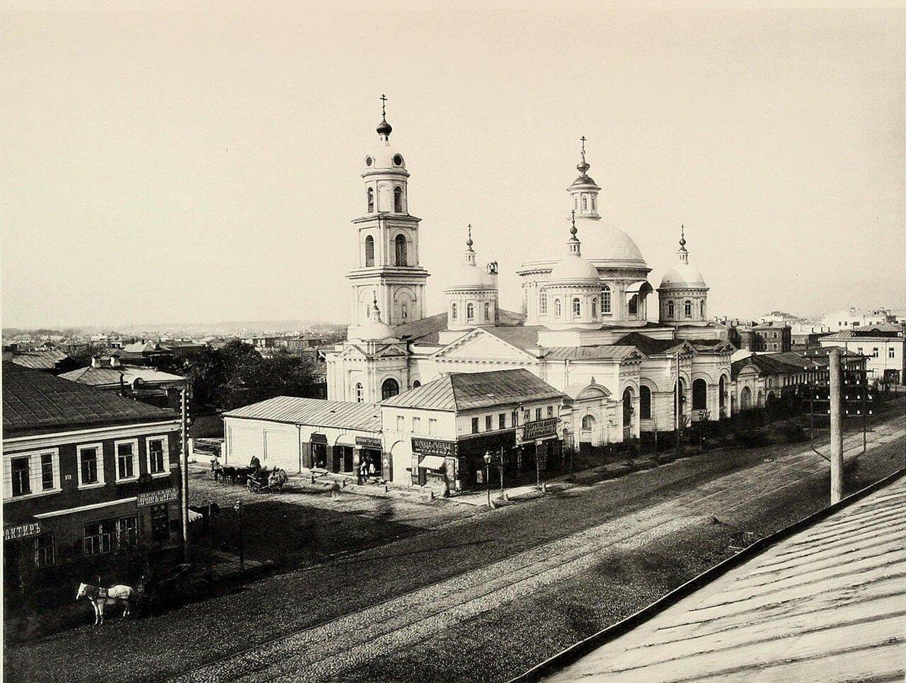 309. Вид церкви Василия Кесарийского
