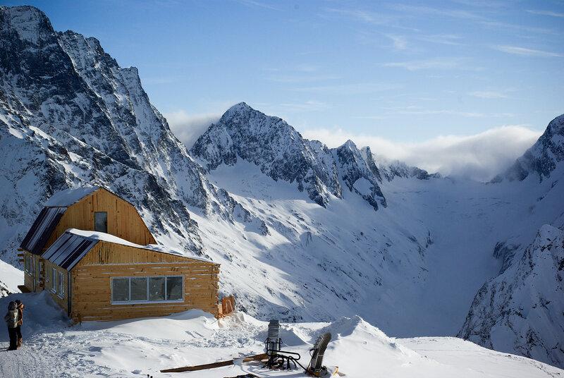Домик в горах