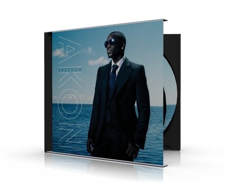 Akon - Freedom [2008][Retail][Grouprip]