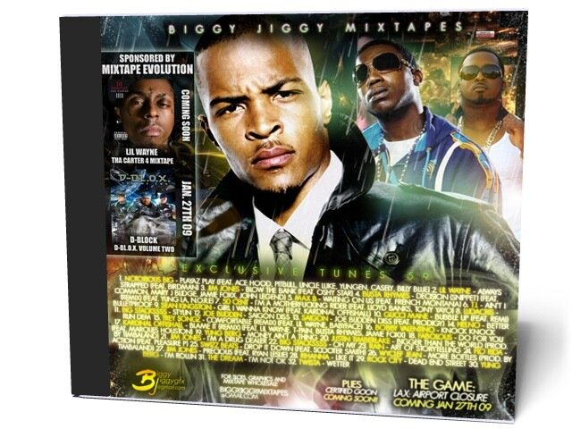 Biggy Jiggy Mixtapes - Exclusive Tunes 59 (2009)