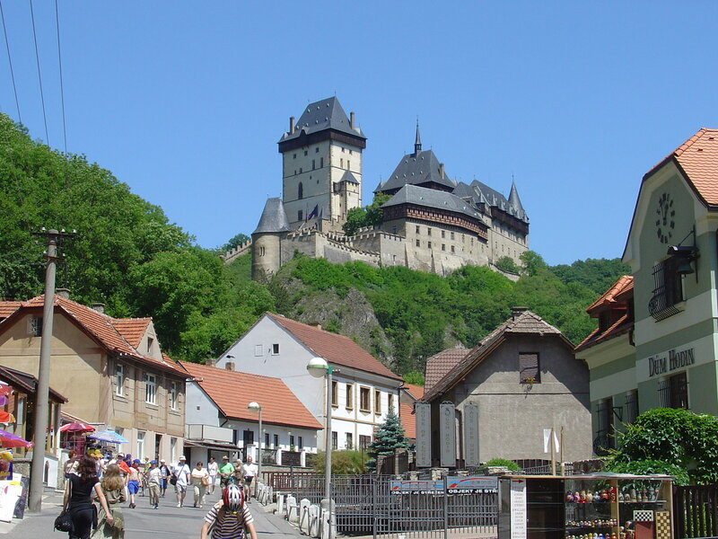 Карлштейн. Чехия