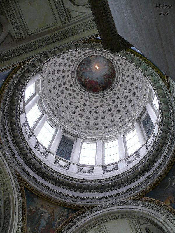 Ещё в пятидесятых годах XIX в. Леон Фуко подвесил под куполом свой знаменитый маятник