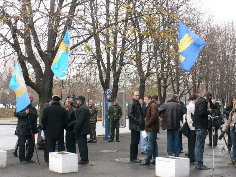 Пикет в Днепротровске 2