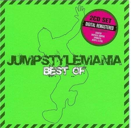 Jumpstylemania Best Of-2CD (2008)