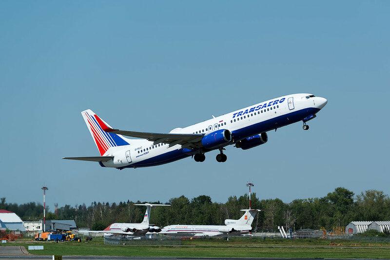 Boeing 737-86R (EI-RUC) Трансаэро D809454a