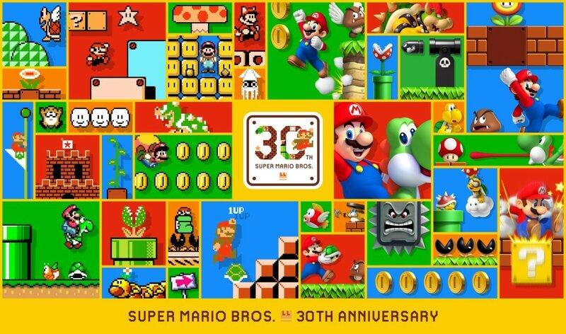 Super Mario Bros. Легендарная игра от японских разработчиков