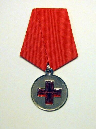 Медаль Красного креста