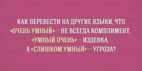 Этот тонкий и забавный русский язык