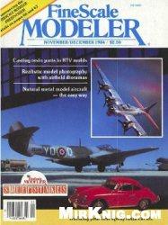 Журнал FineScale Modeler 1984-11/12