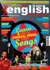 Журнал Hot English Magazine №150 (November 2014) + Audio