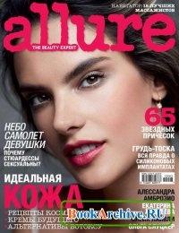 Журнал Allure №3 (ноябрь 2012).