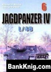 Книга Kagero Photosniper 006 Jagdpanzer IV-L48 pdf  57Мб