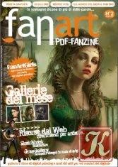 Журнал Fanart Fanzine №02 2010
