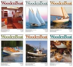 Журнал WoodenBoat Magazine Full Year Collection №1-6 2008