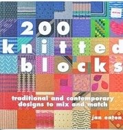 Книга 200 Knitted Blocks: Traditional And Contemporary Designs To Mix And Match