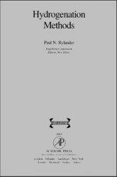 Книга Hydrogenation Methods (Best Synthetic Methods)