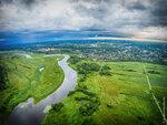 Река Молога. Поселок Максатиха. 3