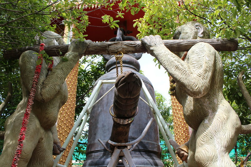 Каньон 3000 отверстий (Sam Phan Bok) и другие окрестности Убон Ратчатани