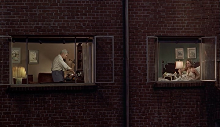 an analysis of the classic film rear window and psycho by alfred hitchcock Rear window study guide contains a biography of alfred hitchcock, literature essays, quiz questions, major themes, characters, and a full summary and analysis about rear window rear window summary.