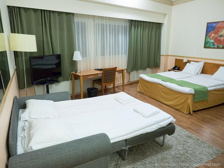 Отель Bonus Inn Хельсинки
