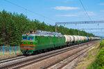 Электровоз ВЛ80Т-2001 с поездом