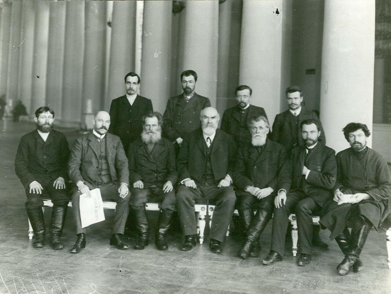 Группа депутатов Второй Государственной думы от Курской губернии