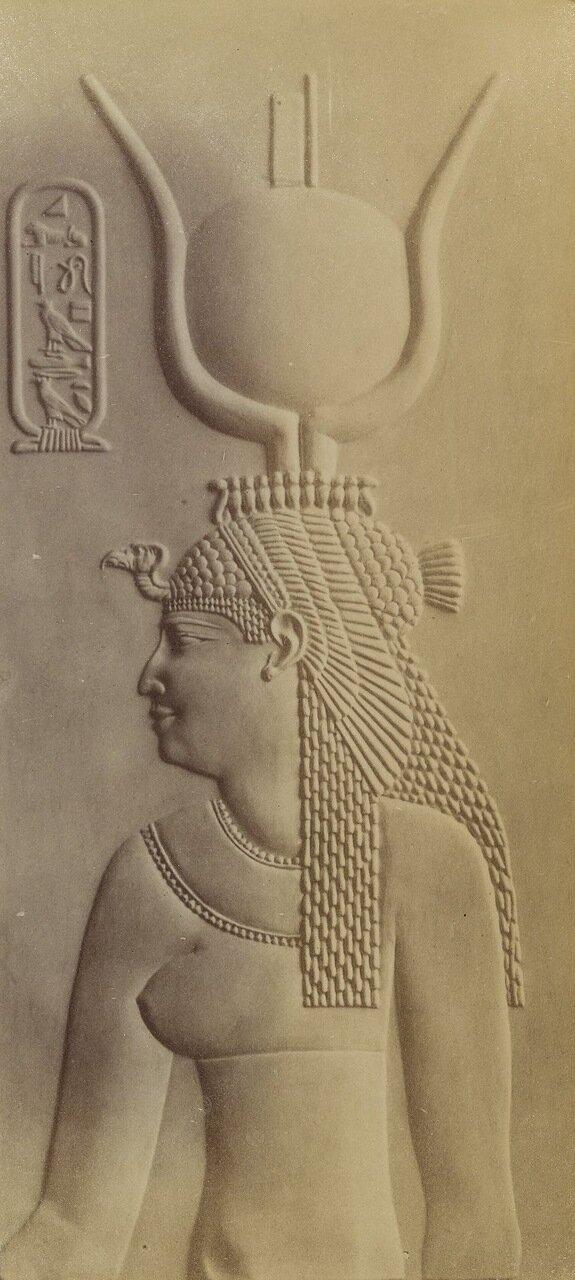 Клеопатра в Дендере
