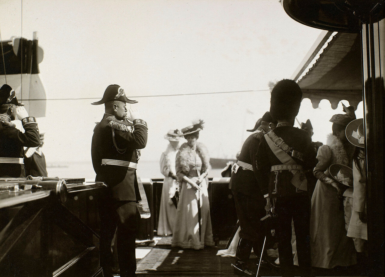 21. Королевские и императорские семьи