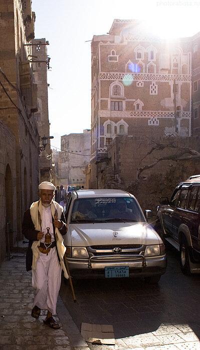 Старый стиль Йемена