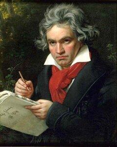 Людвик ван Бетховен