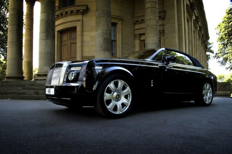 Project Kahn Rolls-Royce DHC