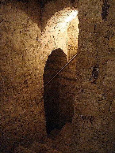Староладожская крепость. Тайные лабиринты.