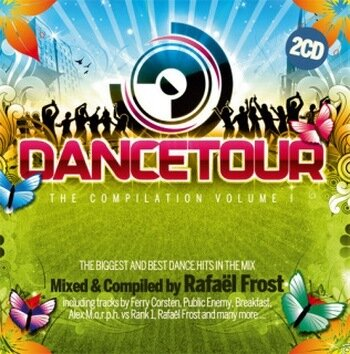 Dancetour Volume 1 (Mixed By Rafael Frost) (2CD) [ ...