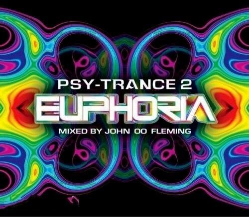 Psy Trance Euphoria 2 (Mixed by John 00 Fleming) (3CD) (2009)