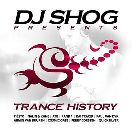 VA - DJ Shog presents Trance History (3CD) (2008)
